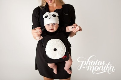 Tickles and Toots MB Plush the Panda