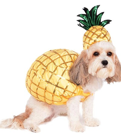 Rubie's Pineapple Pet Costume