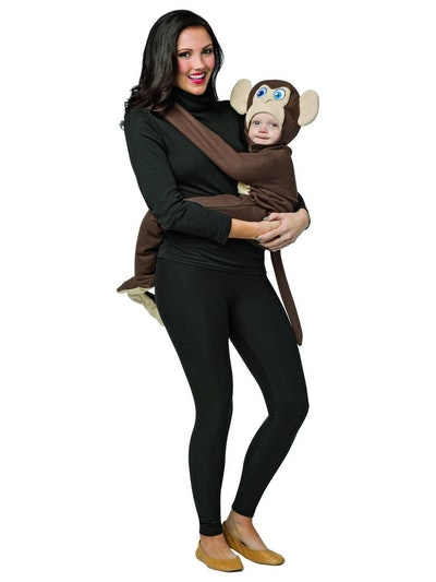 Huggables Monkey Costume