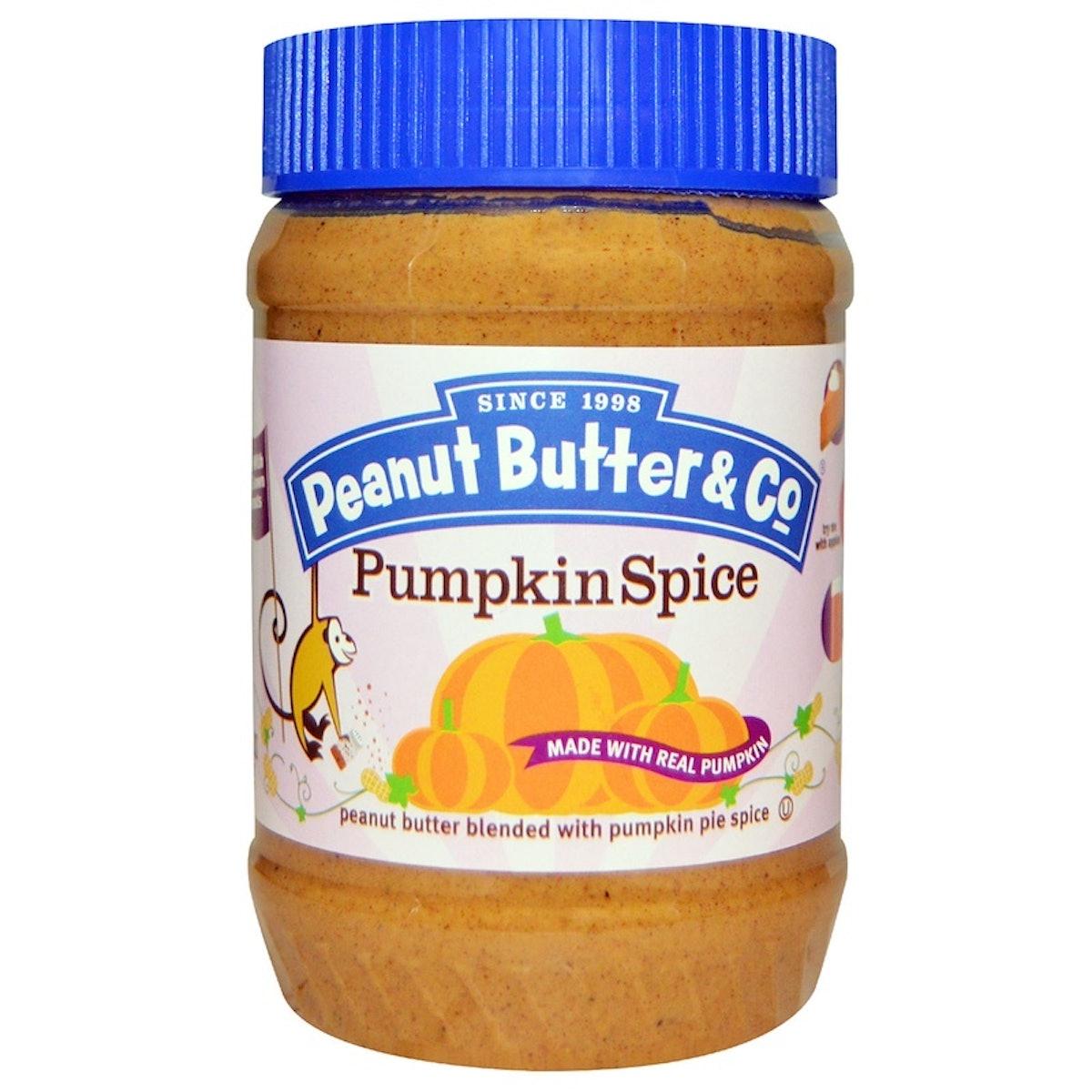 Peanut Butter & Co., Pumpkin Spice