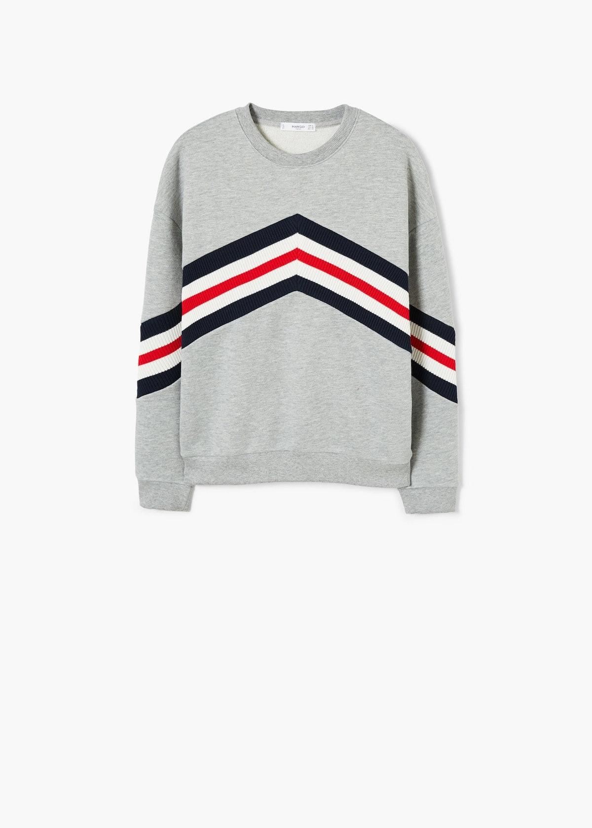 Mixed Cotton Sweatshirt