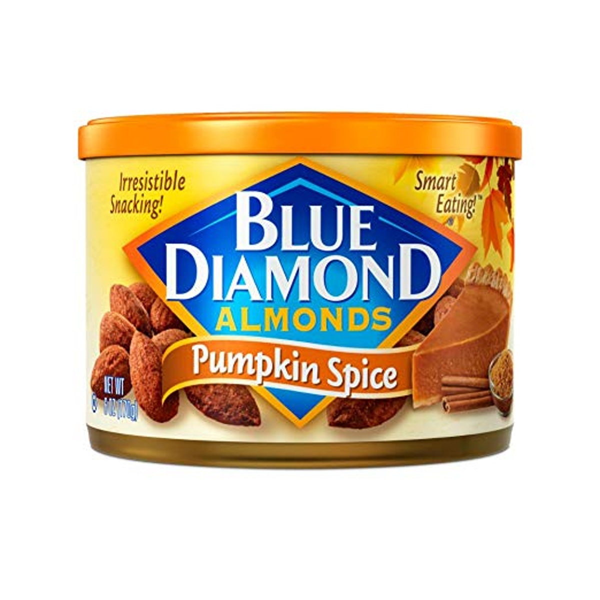 Blue Diamond Almonds, Pumpkin Spice