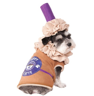 Rubies Puppy Latte Pet Costume