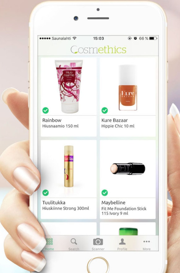 5 Apps That Tell You What's In Beauty Products Because Knowledge Is