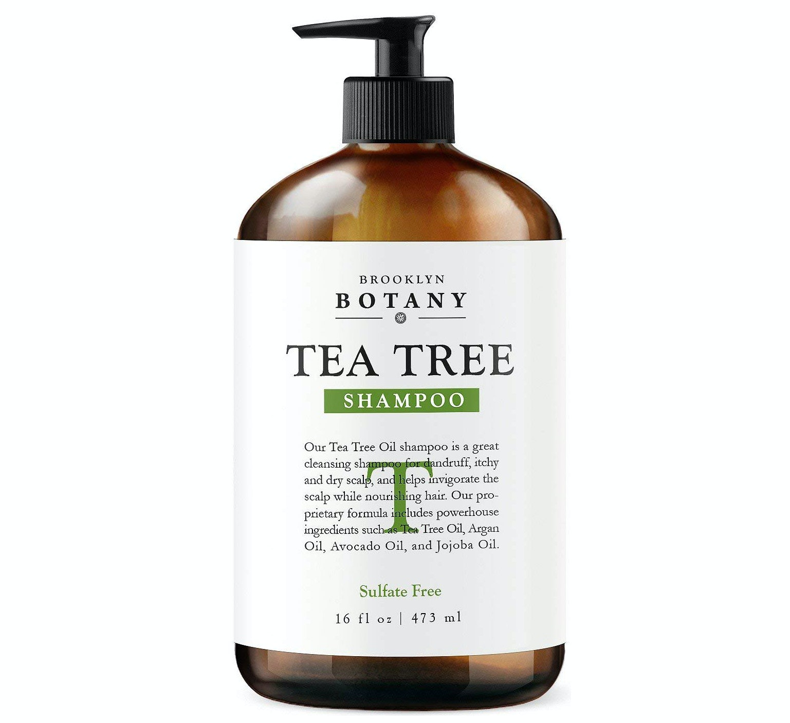 Tea Tree Shampoos For Dandruff
