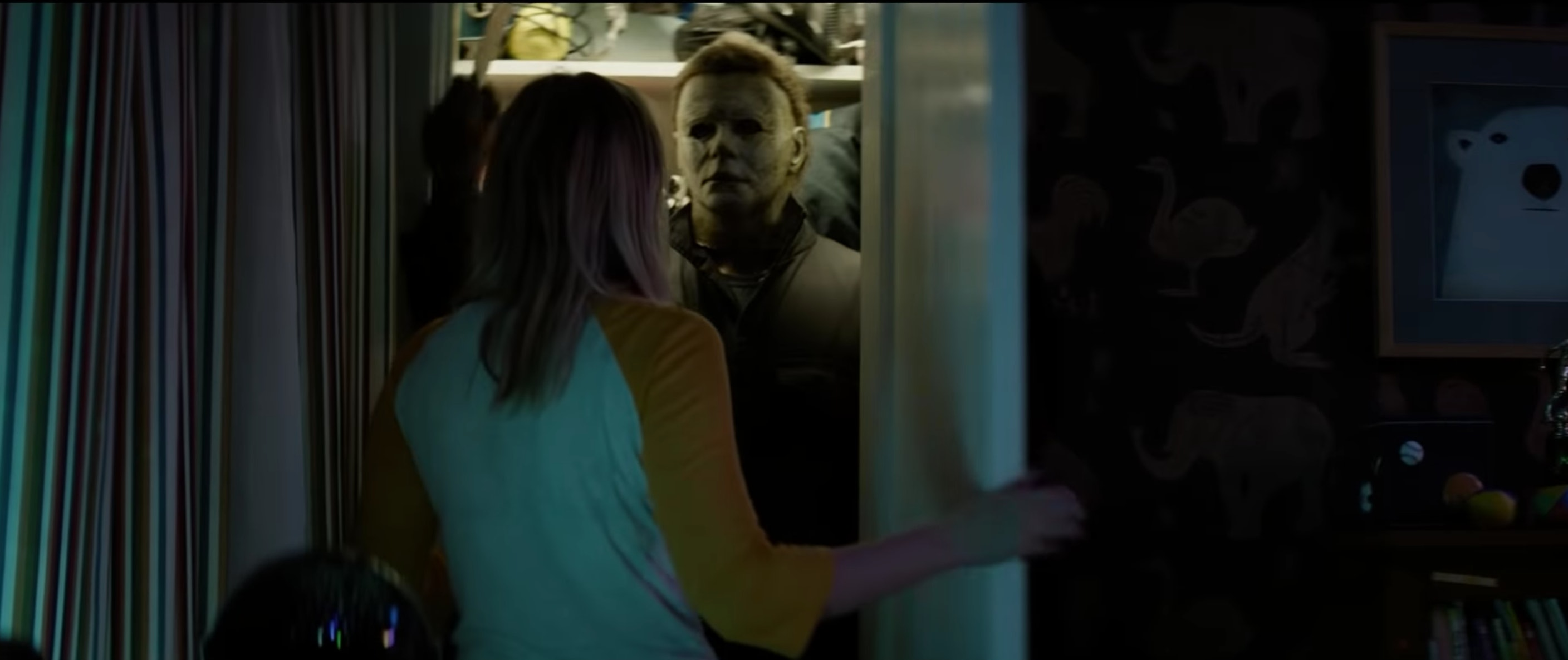 the new 'halloween' trailer will give you major true crime vibes in