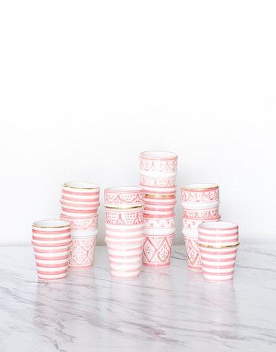 Moroccan Ceramic Cup