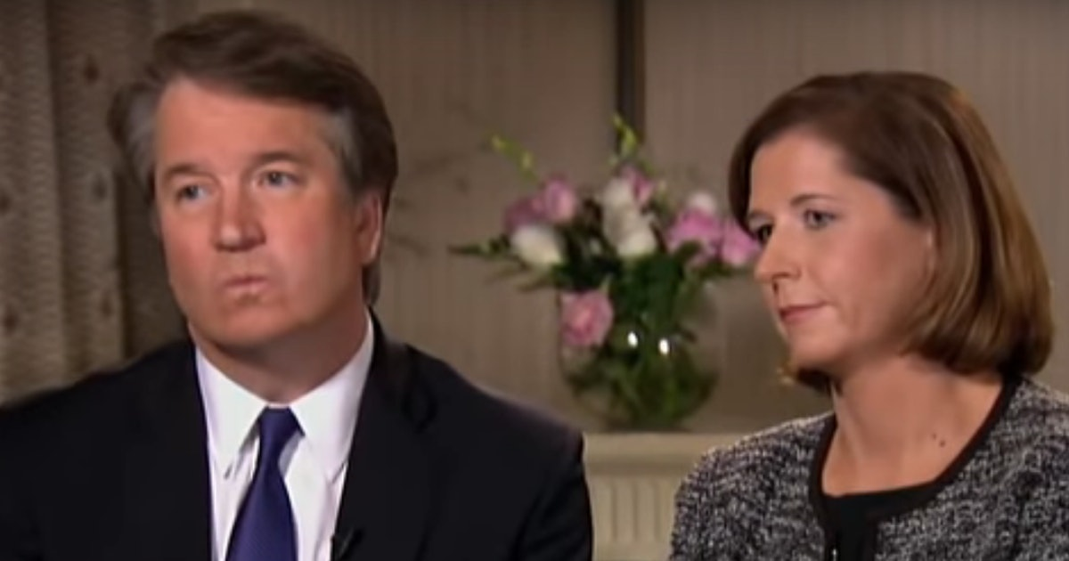 Transcript Of Brett & Ashley Kavanaugh's Fox Interview Includes New Responses To The Allegations