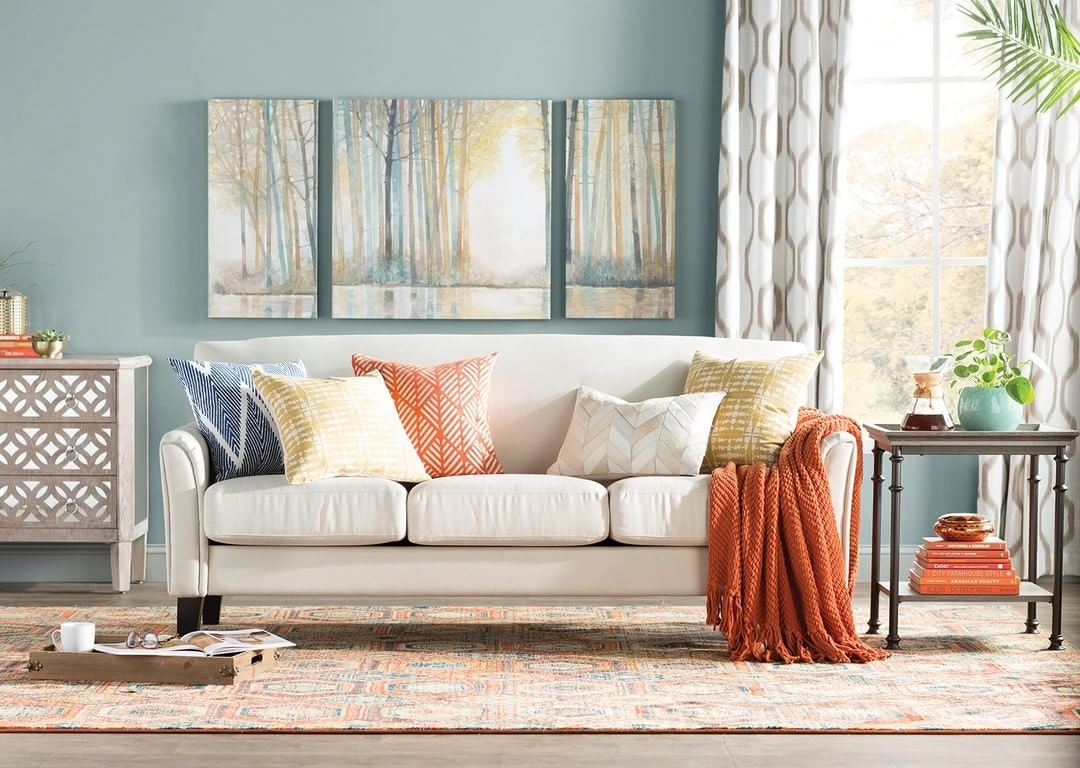 Budget Friendly Fall Home Decor Ideas Based On The Biggest Color Trends