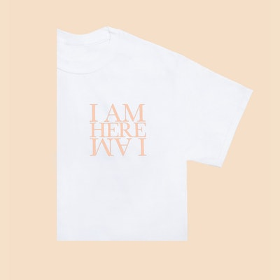 The 'Here' Tee — Limited Edition