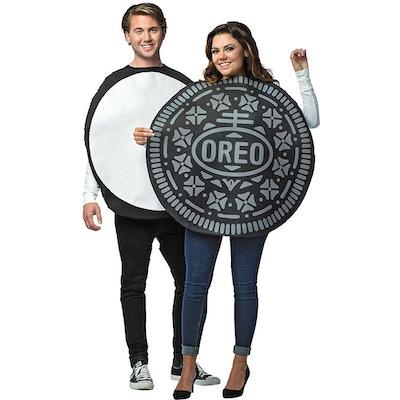 Adult Oreos Couples Costume