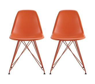 Mis Century Modern Molded Chairs