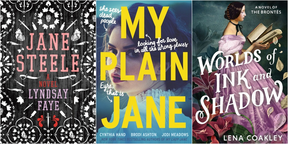 11 Novels Inspired By 'Jane Eyre' To Pick Up Instead Of Re-Reading Charlotte Bronte's Classic For The Tenth Time