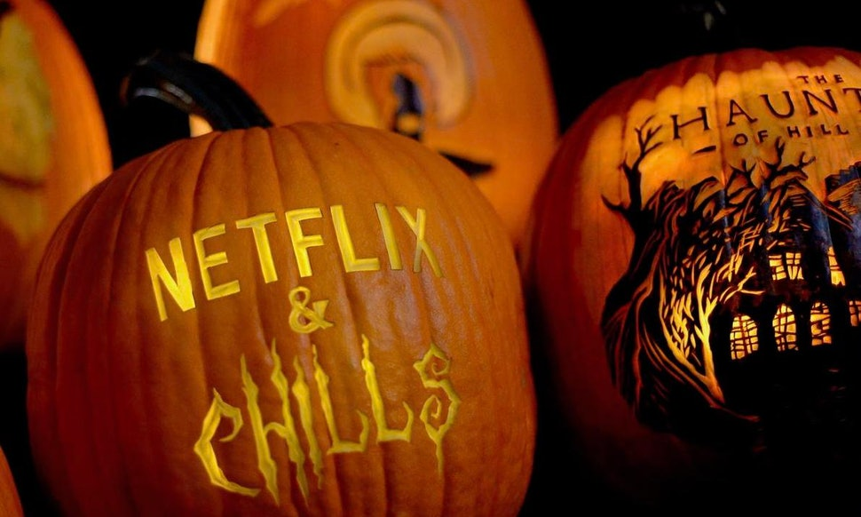 the scariest movies tv shows coming to netflix in october will have you screaming all the way to halloween
