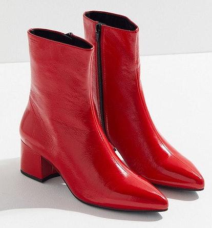 Mya Patent Boot