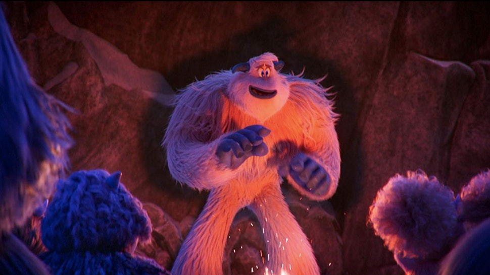 306c014c41ca The  Smallfoot  Voice Cast Is Full Of All-Star Talent