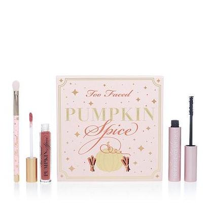 Pumpkin Spice Eye Palette Collection