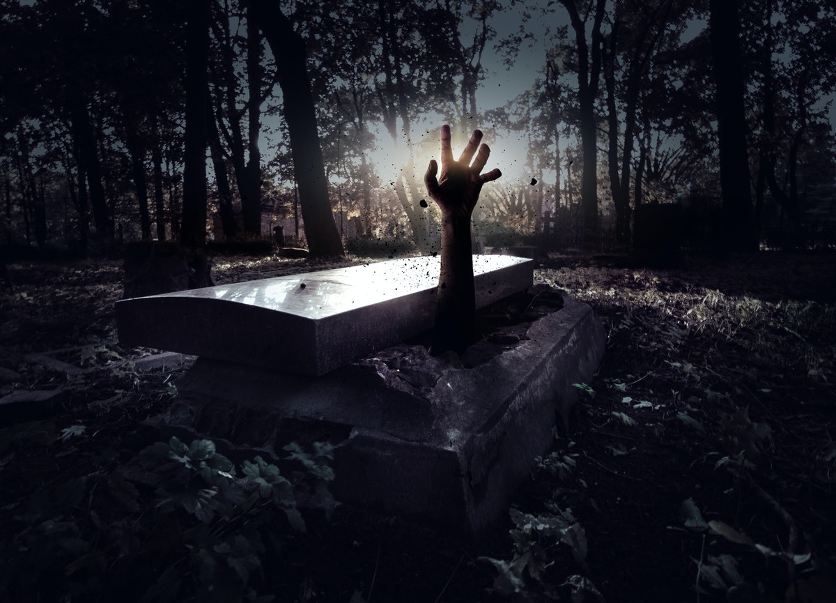 Six Flags' 30-Hour Coffin Challenge Will Pay You $300 To Lay In A Coffin