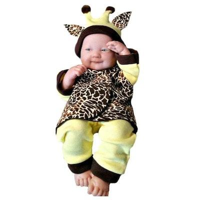 Unisex Baby Giraffe Clothing Halloween Costume