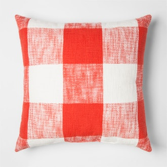 Threshold Square Gingham Pillow
