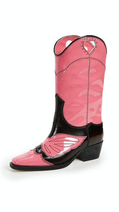 Ganni Marlyn Boot