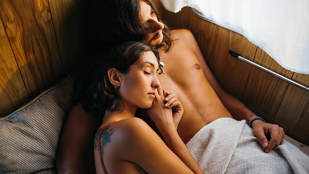 married couples sleeping in separate bedrooms