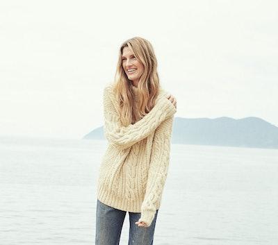 Persimmon Sweater
