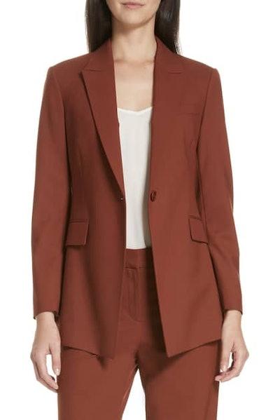 Etienette B Good Wool Suit Jacket