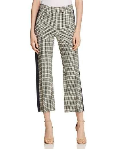 Martine Straight Cropped Pants
