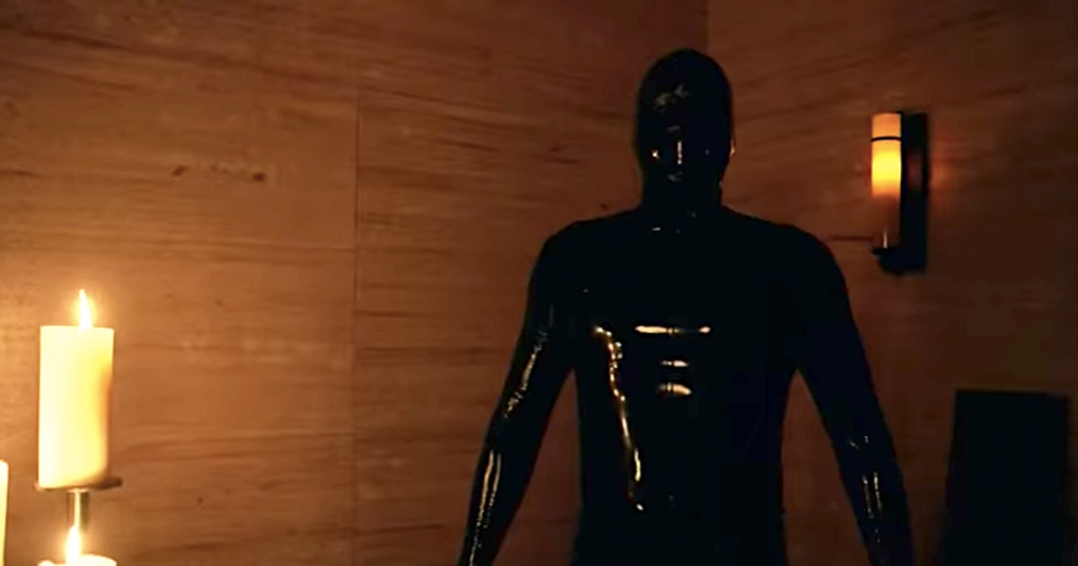 Who Is The Rubber Man On Ahs Apocalypse The Murder House Character Is Out For Blood