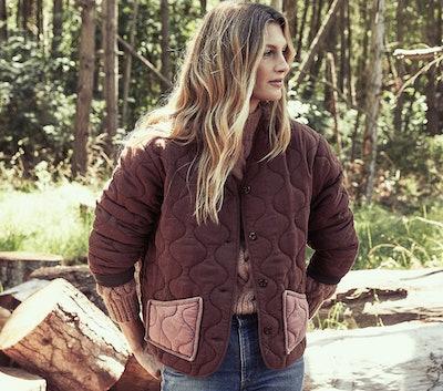 Calico Jacket