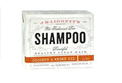 Coconut Argan Oil Shampoo Bar (3 Pack)