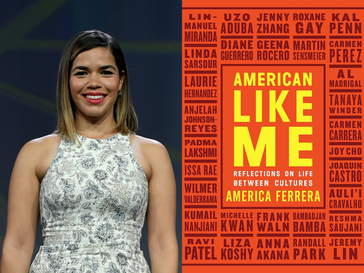 America Ferrera Just Released Her Anthology Of Cultural Essays 'American Like Me' — Listen To Her Read An Excerpt From The Book!