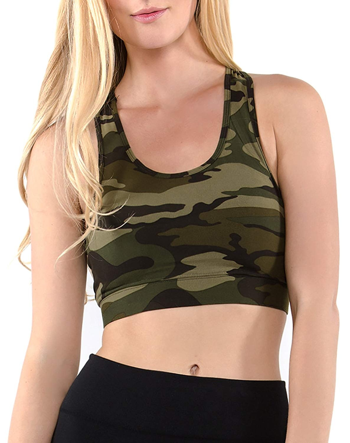 3699dd166dd3e 10 Comfortable Sports Bras You Can Wear Under Everyday Clothes