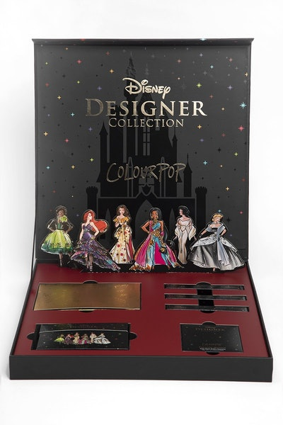 ColourPop Disney Designer PR Collection