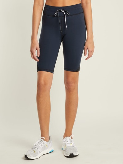 Panelled Spin Short
