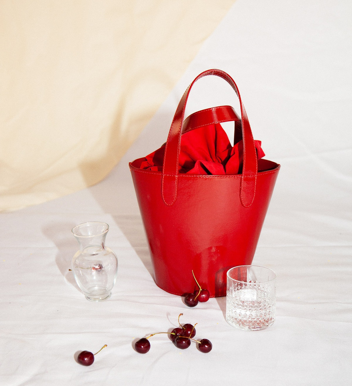 The Fell Bag in Red