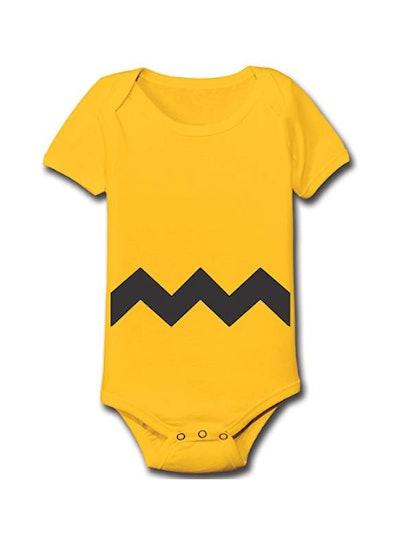 Charlie Brown Halloween Costume