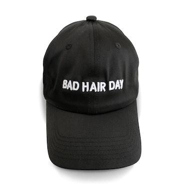 Bad Hair Day Silk Dad Hat