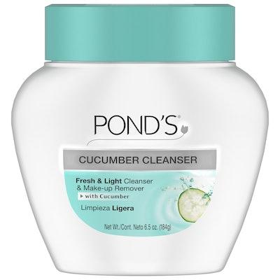 Pond's Cucumber Cold Cream Makeup Remover