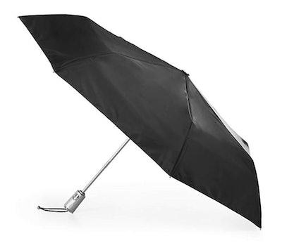 Totes Folding Umbrella With Sun Protection