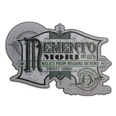 Madame Leota Memento Mori Sign