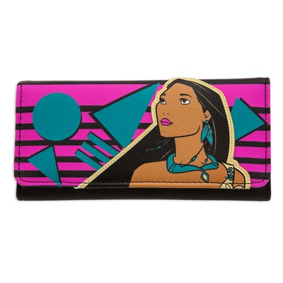 Pocahontas Wallet By Loungefly