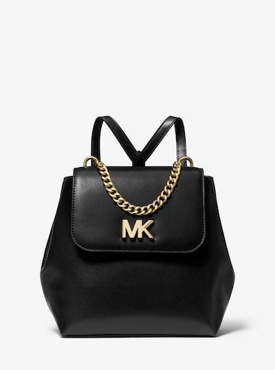 Mott Leather Backpack