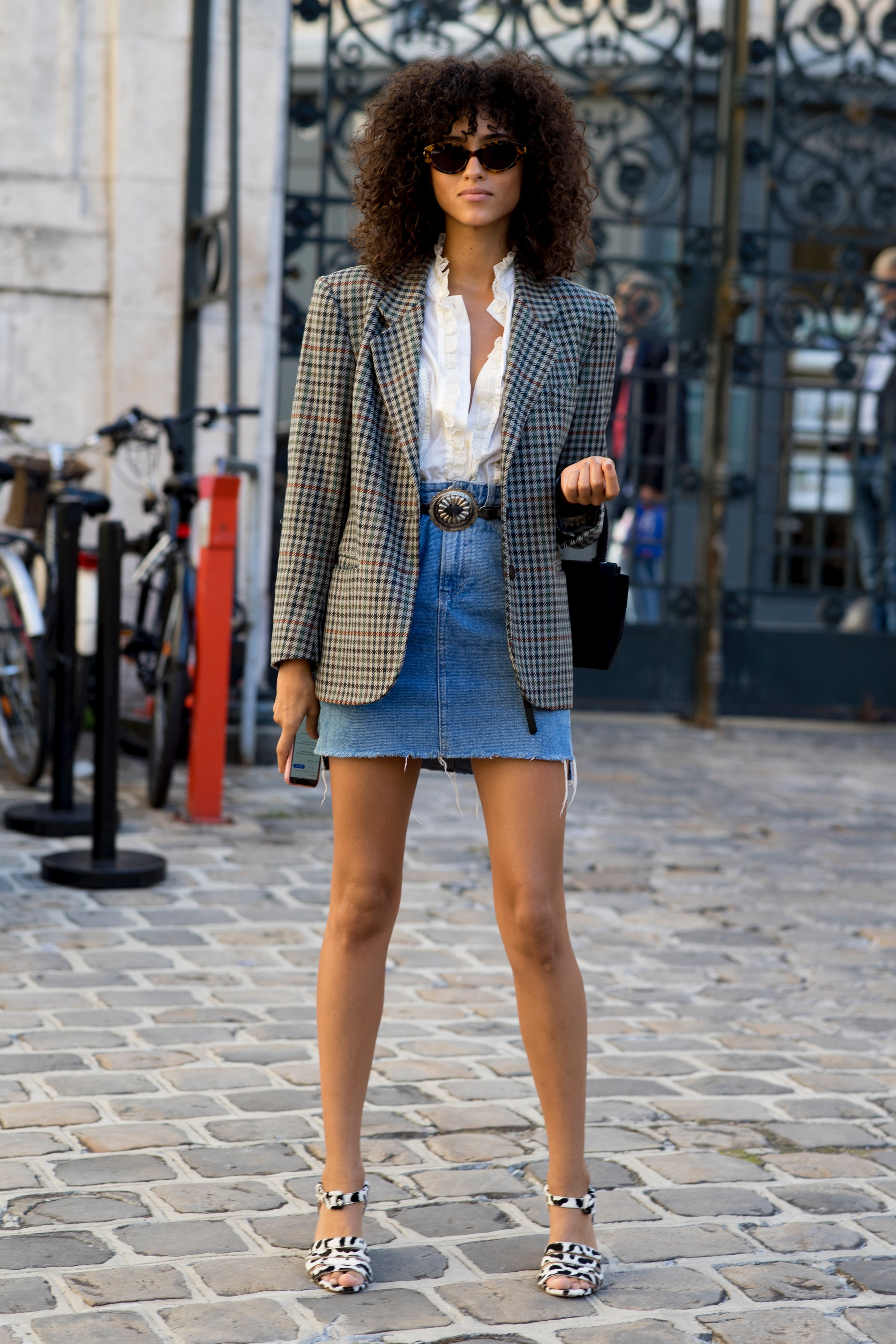 98cde3ed1 The Best Street Style From Paris Fashion Week Spring 2019