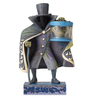 Hatbox Ghost Figure