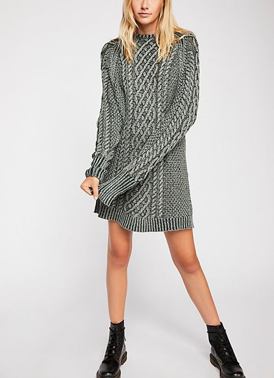 On A Boat Sweater Dress