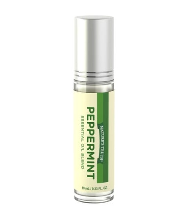 Nature's Truth Peppermint Essential Oil Roll On Blend