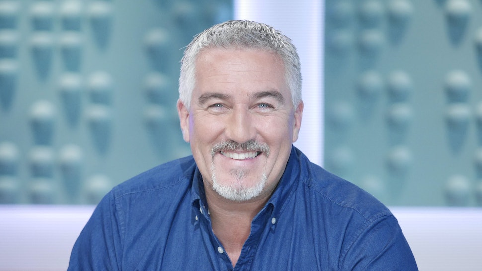 Paul Hollywood's 'Great British Bake Off' Handshakes Are