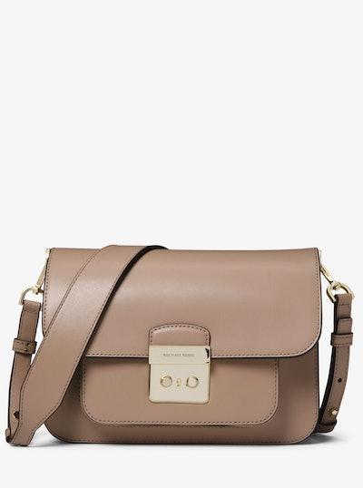 Sloan Editor Leather Shoulder Bag